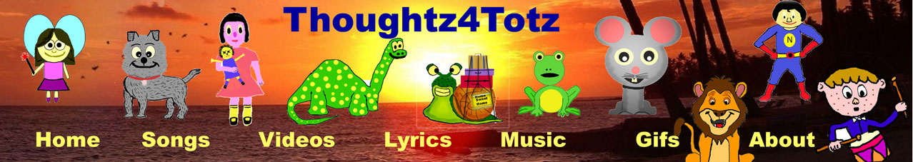 Thoughtz4Totz - Home Page Really Silly Songs from Badly Drawing Grandpa